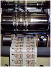 Currency Printing